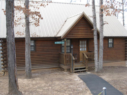Branson Log Cabin - The Great Escape